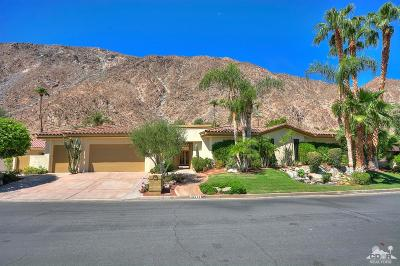 Indian Wells Single Family Home For Sale: 46675 Quail Run Drive