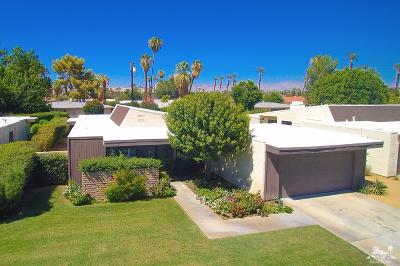 Rancho Mirage CA Single Family Home Contingent: $290,000