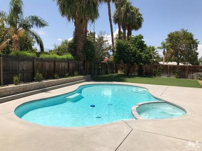 Palm Desert Single Family Home Contingent: 74335 Buttonwood Drive