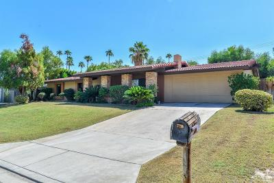 Palm Desert Single Family Home For Sale: 72905 Bursera Way