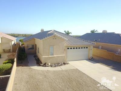 Blythe Single Family Home For Sale: 2734 Colorado River Road