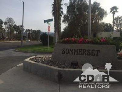 Palm Desert Single Family Home For Sale: 72330 Sommerset Drive