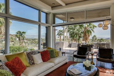 Palm Springs Single Family Home For Sale: 1801 West Crestview Drive