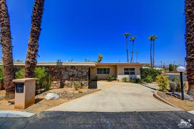 Palm Desert Single Family Home For Sale: 73620 Golf Course Lane #C