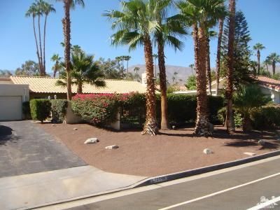 Palm Desert Single Family Home Contingent: 72845 Haystack Road
