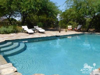 Palm Springs Single Family Home Contingent: 1766 East Joyce Drive