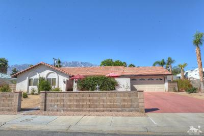 Palm Springs Single Family Home For Sale: 2011 North San Antonio Road