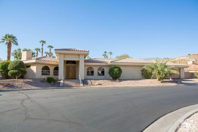 Palm Desert Single Family Home For Sale: 127 Chelsea Circle