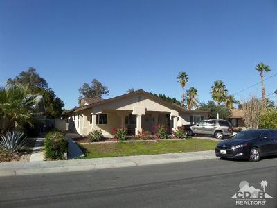 Palm Desert Single Family Home For Sale: 77090 Indiana Avenue