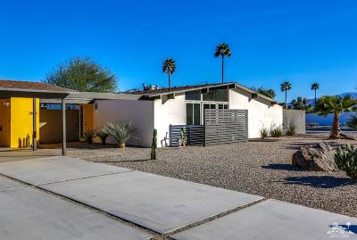 Palm Springs Single Family Home For Sale: 2808 North Sunnyview Drive