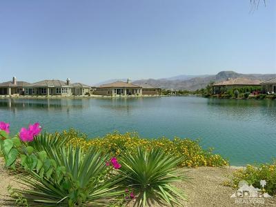Rancho Mirage Single Family Home For Sale: 117 Shoreline Drive