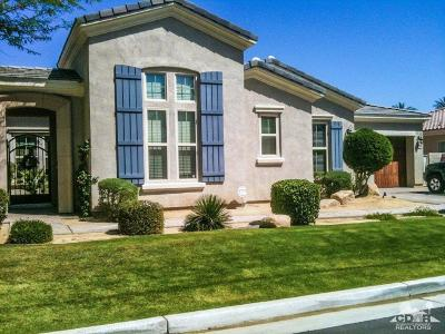 Indian Wells Single Family Home For Sale: 76256 Via Montelena