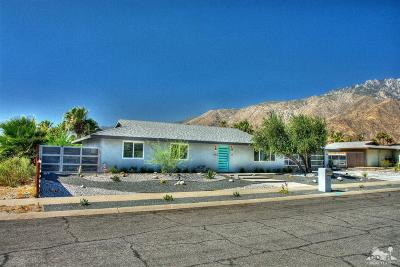 Cathedral City, Palm Springs Rental For Rent: 465 East Simms Road