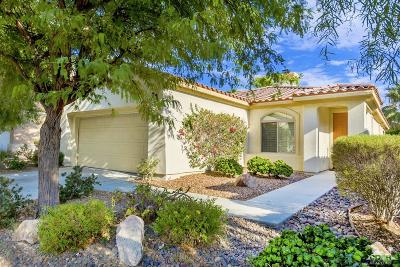 Sun City Shadow Hills Single Family Home Contingent: 80256 Avenida Santa Olivia