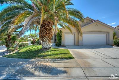 Palm Desert Single Family Home Contingent: 78479 Kensington Avenue