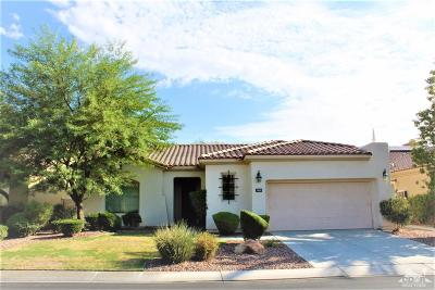 Sun City Shadow Hills Single Family Home Contingent: 80890 Avenida Santa Carmen