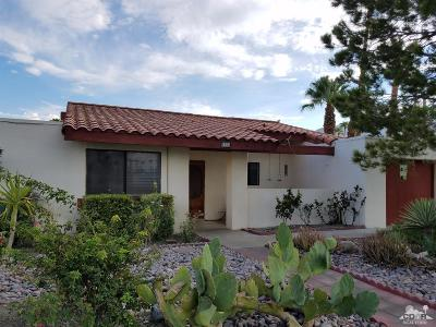 Palm Springs Single Family Home For Sale: 1351 East Luna Way