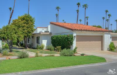 Rancho Mirage Condo/Townhouse For Sale: 40 San Sebastian Drive