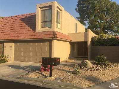 Cathedral City Rental For Rent: 68336 Camino Jalan