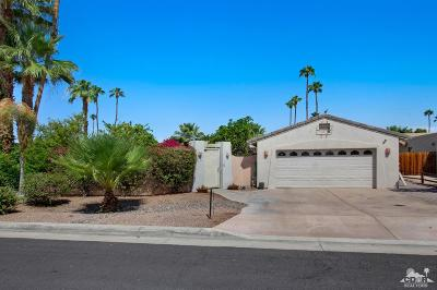 Palm Desert Single Family Home For Sale: 72740 Pitahaya Street
