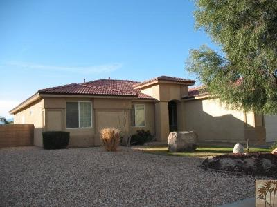 Desert Hot Springs CA Single Family Home For Sale: $234,900
