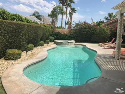 Palm Springs Single Family Home For Sale: 1532 Olga Way