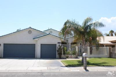 Cathedral City Single Family Home For Sale: 68305 Tortuga Road