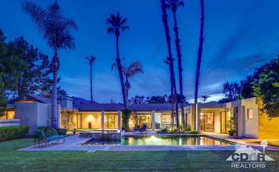 Rancho Mirage Single Family Home For Sale: 40710 Morningstar Road