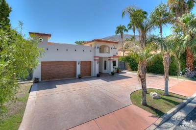 Rancho Mirage Single Family Home For Sale: 71965 Desert Drive