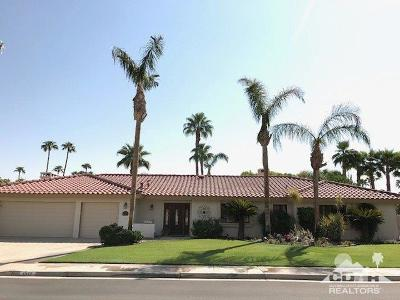 Palm Springs Single Family Home For Sale: 1512 South San Mateo Drive