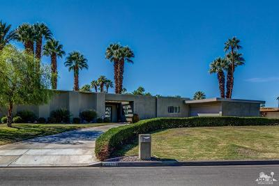 Indian Wells Single Family Home For Sale: 45675 Williams Road