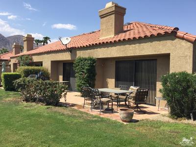 La Quinta Condo/Townhouse For Sale: 78155 Calle Norte