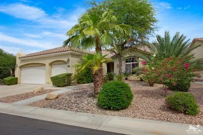 Sun City Shadow Hills Single Family Home Contingent: 80552 Avenida Santa Isadora