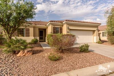 Sun City Shadow Hills Single Family Home Contingent: 80091 Camino Santa Elise