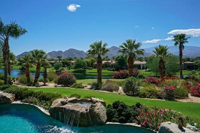 Indian Wells Single Family Home Contingent: 76165 Via Volterra