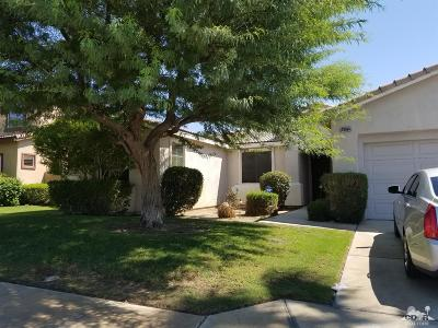 Indio Single Family Home For Sale: 48094 Keaton Way