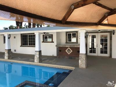 Palm Springs Single Family Home Contingent: 942 South Paseo Dorotea