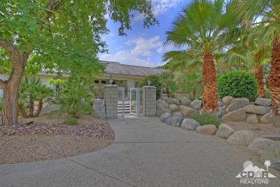 Palm Desert Single Family Home For Sale: 77545 Robin Road