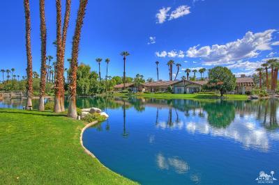Palm Desert Condo/Townhouse For Sale: 81 Palomino Circle