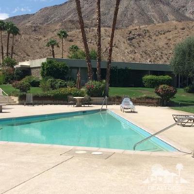 Palm Desert Condo/Townhouse Contingent: 72373 El Paseo #1414