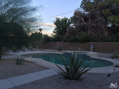 Cathedral City Single Family Home Contingent: 68185 Vega Rd Road