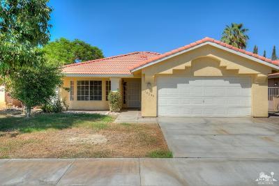 La Quinta Single Family Home For Sale: 78280 Winter Cove Court