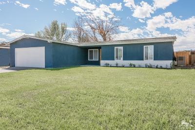 Indio Single Family Home For Sale: 81733 De Plata Avenue