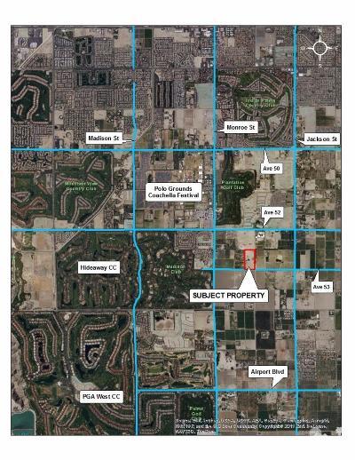 La Quinta Residential Lots & Land For Sale: Avenue 53