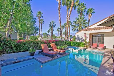 Rancho Mirage Condo/Townhouse Contingent: 10605 Wimbledon Drive