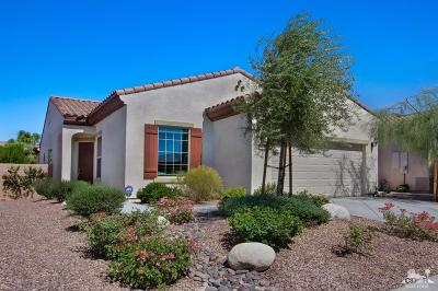Sun City Shadow Hills Single Family Home Contingent: 39217 Calle Popoca