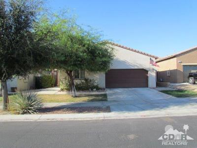 Indio Single Family Home For Sale: 84106 Canzone Drive