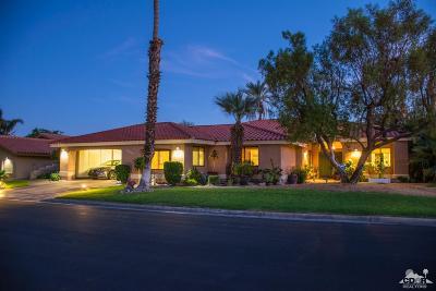 La Quinta Single Family Home For Sale: 78925 Skyward Way