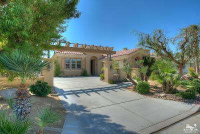 Rancho Mirage Single Family Home Contingent: 9 Vista Mirage