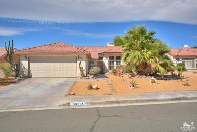 Cathedral City Single Family Home For Sale: 30245 San Eljay Avenue